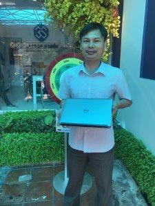 Anh Lê Minh Quyền - mua sản phẩm Dell Latitude E6440 - Laptop3mien.vn