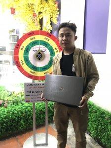 Anh Nguyễn Đình Hải - đã mua sản phẩm Dell Precision M6800 - Laptop3mien.vn