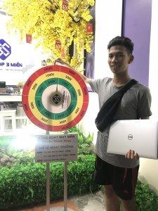 Khách mua Dell Precision 5510 tại Laptop3mien.vn